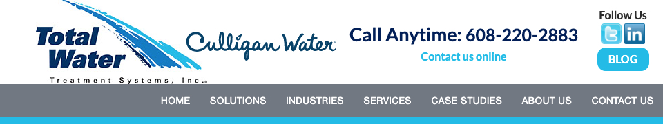 Total Water Treatment Systems Inc.